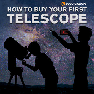 How to Buy Your First Telescope