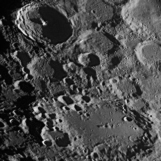 Old Craters, Young craters - LUNAR IMAGING with Celestron Beta Tester Richard (Rik) Hill