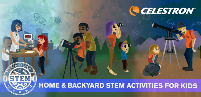 Discover STEM in your Backyard