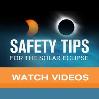 EclipSmart Solar Safety videos - Solar Binoculars