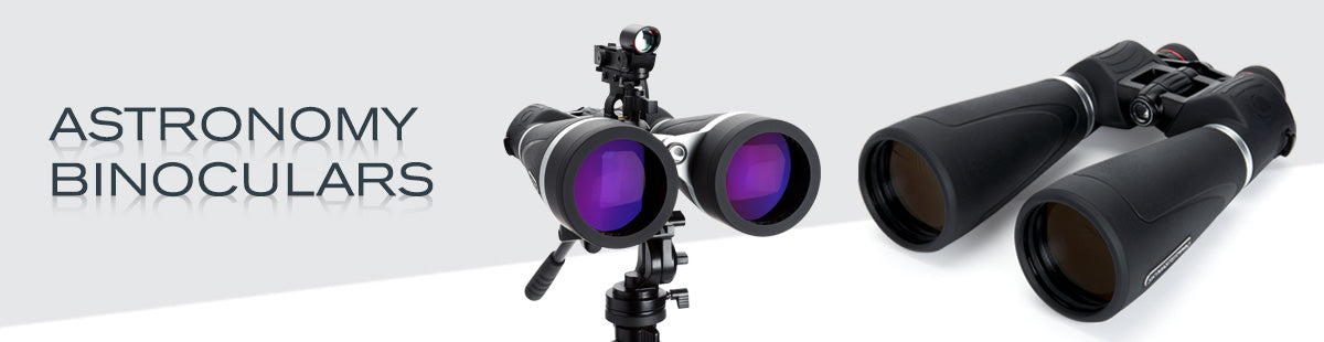 Astronomy Binoculars Collection Hero Image