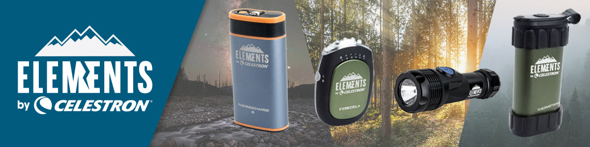 Elements Outdoor Electronics Collection Hero Image