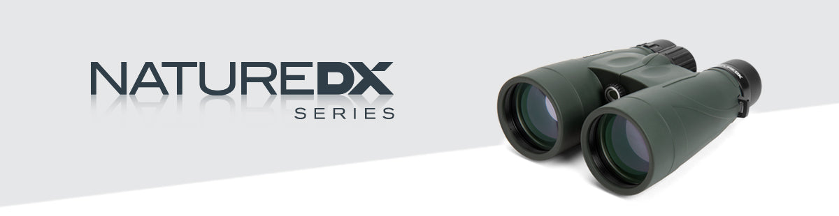 Nature DX Binoculars Collection Hero Image