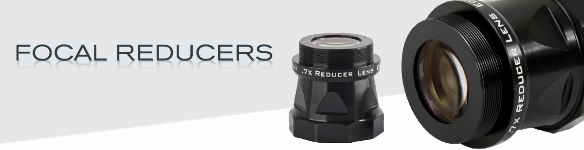 Focal Reducers Collection Hero Image