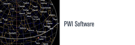 Celestron PWI Telescope Control Software | Celestron - Telescopes