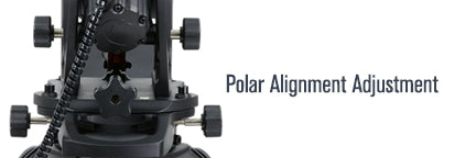 Polar Alignment Adjustment