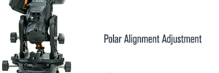Polar Alignment Adjustment System