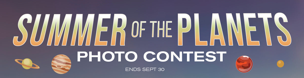 Mars Opposition Photo Contest