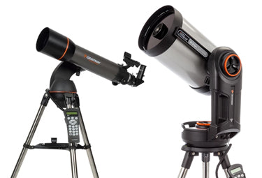Telescopes background image