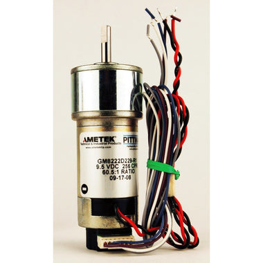 Motor w/Encoder (sold complete) for CGE Series Mounts
