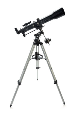 PowerSeeker 70EQ Telescope w/ Motor Drive & Phone Adapter