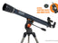 AstroMaster 70AZ Telescope w/ Phone Adapter & Moon Filter