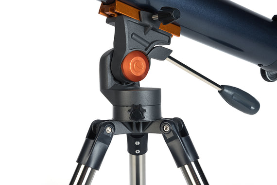 AstroMaster LT 70AZ Telescope w/ Smartphone Adapter & Moon Filter