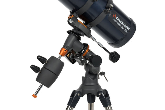 AstroMaster 130EQ w/ Motor Drive & Phone Adapter