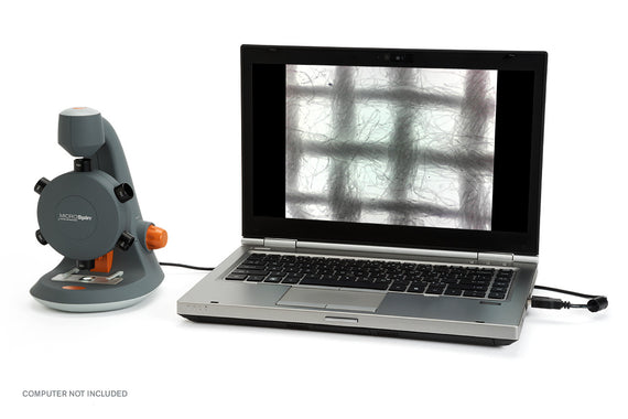 MicroSpin 2 MP Digital Microscope