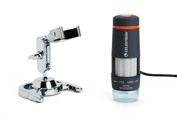 Deluxe handheld digital microscope old version celestron