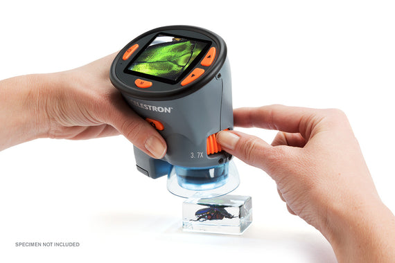 Portable LCD Digital Microscope