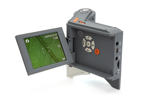 FlipView- 5MP LCD Portable Microscope