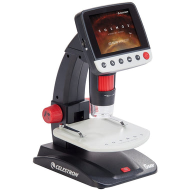 COSMOS 5 MP LCD Desktop Digital Microscope