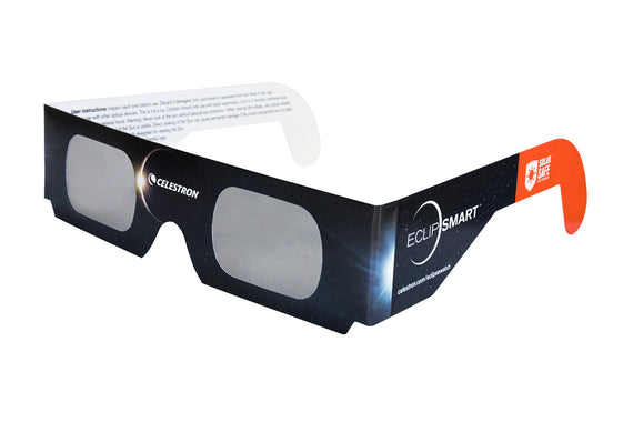 EclipSmart Solar Shades Sun and Eclipse Observing Kit Celestron
