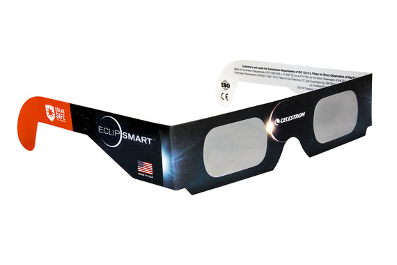 EclipSmart Solar Shades Sun and Eclipse Observing Kit