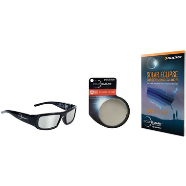 EclipSmart Deluxe 3 Piece Sun Observing and Imaging Kit
