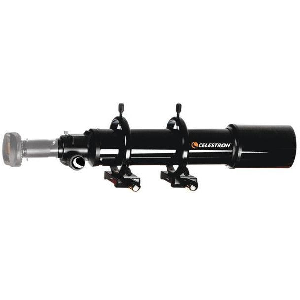 Celestron 80mm Guidescope Package with 125mm Rings and 80mm Guidescope with Extension Tube