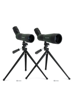 LandScout 10-30x50mm Spotting Scope with Table-top Tripod