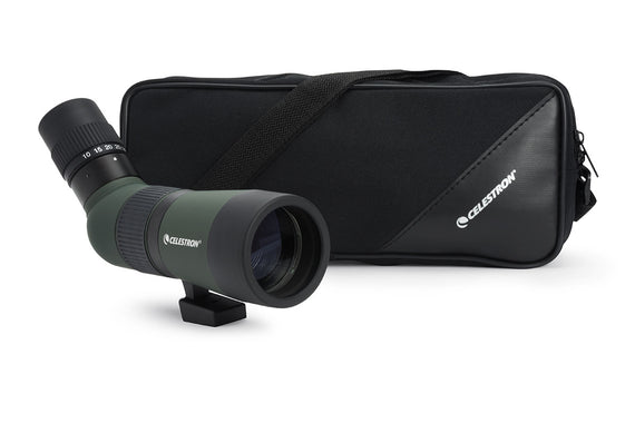LandScout 10-30x50mm Spotting Scope