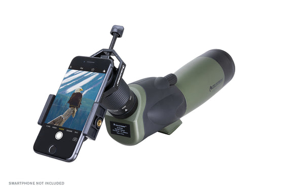 Ultima 80 - 45 Degree Spotting Scope with Smartphone Adapter