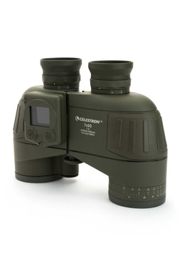 Celestron Cavalry 7x50 Binoculars with GPS, Digital Compass & Reticle