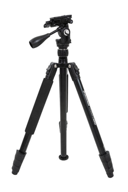 Hummingbird Fast Action Pan Tilt Head Tripod