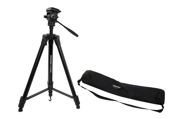 Ultima Pan Tilt Head Tripod