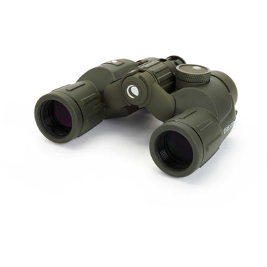 Celestron Cavalry 7x30 Binoculars with Compass & Reticle