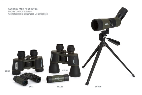 National Park Foundation 7x35 Binocular