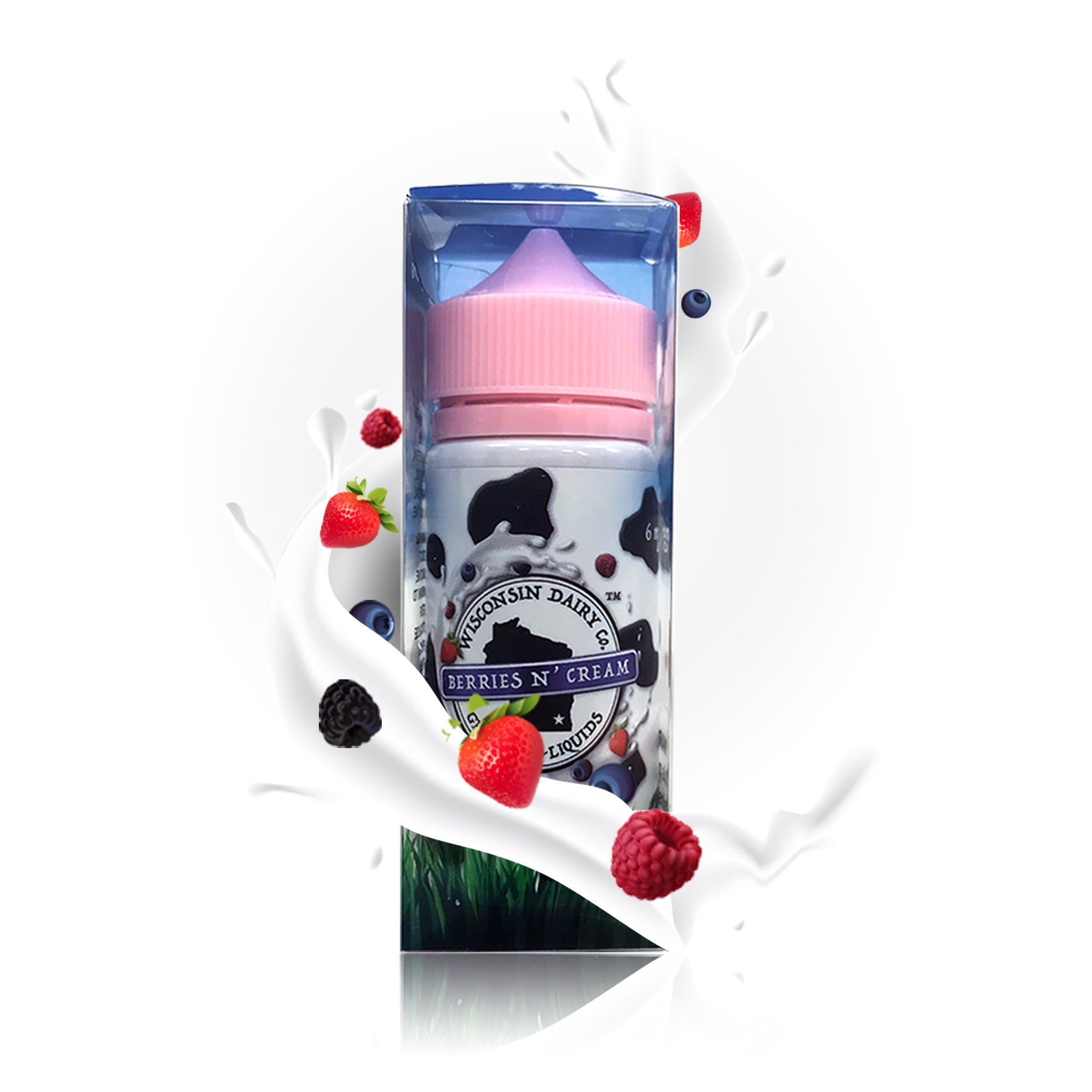 Berries N' Cream 100ml