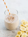 Rockin' Banana Oat Breakfast Smoothie