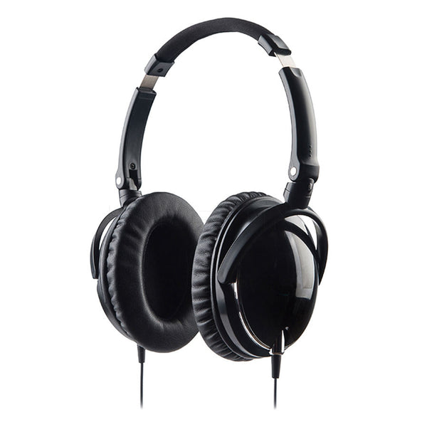 Noise Cancelling Headphones With Mic Foldable