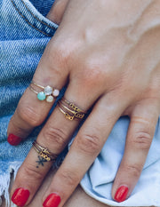 Best Friend Ring Set