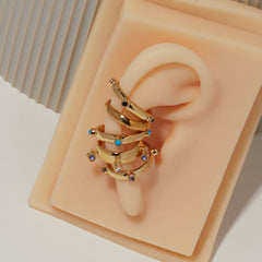 Dome Ear Cuff - Medium