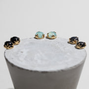 Under The Stars Studs in Labradorite