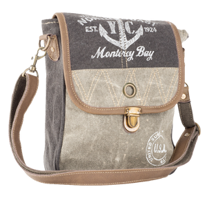 Montery Bay Flapover crossbody
