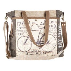 American Ramblers Tote with Strap