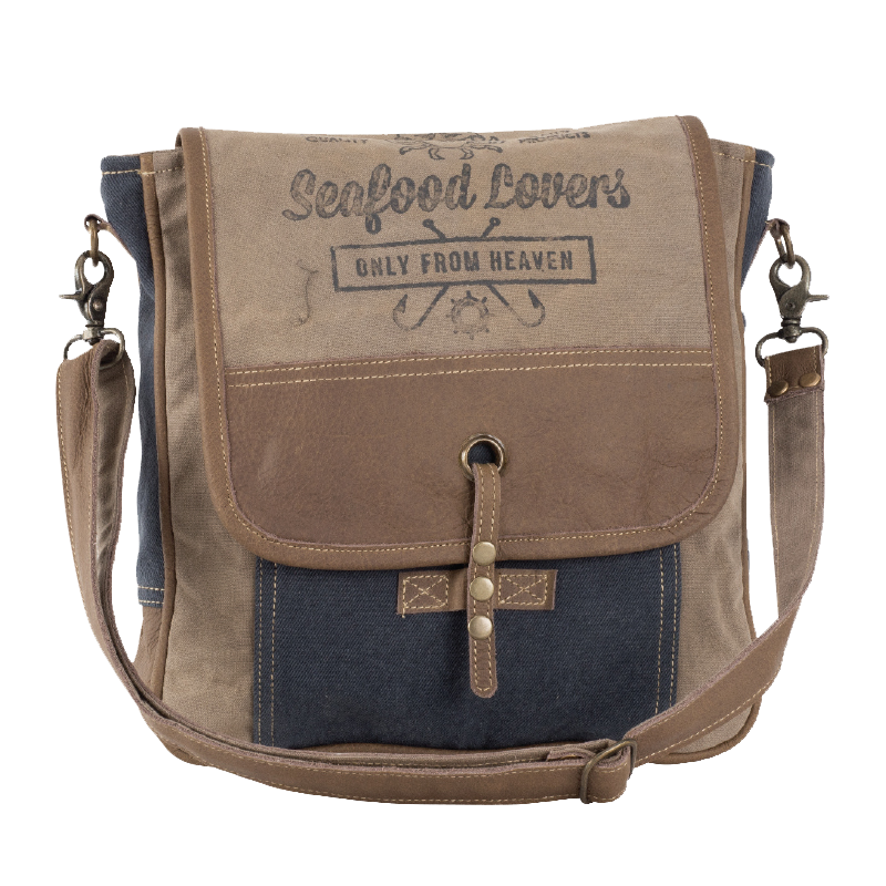 Seafood Lovers Crossbody