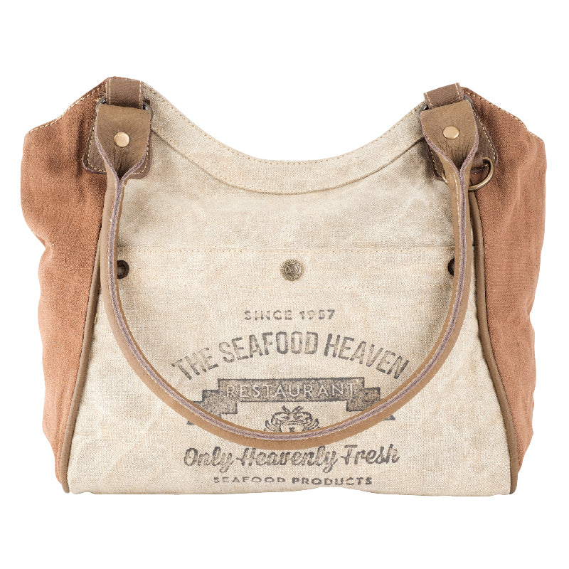 Seafood Heaven Hobo Bag
