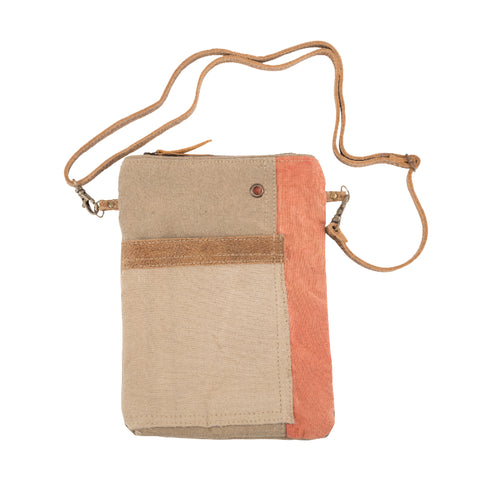 Plain Passport Bag