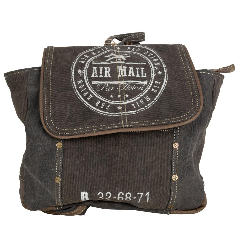 Air Mail Flap Over Backpack