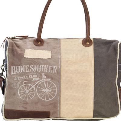 Bone Shaker Tote with Strap