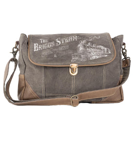 Briggs Steam Messenger Bag