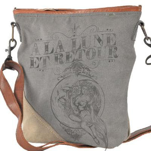 To the Moon & Back Messenger bag